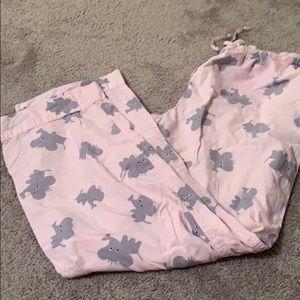 Elephant pj pants